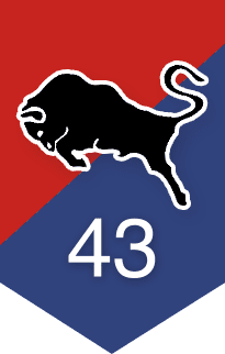 Embleem van de 43e Gemechaniseerde Brigade