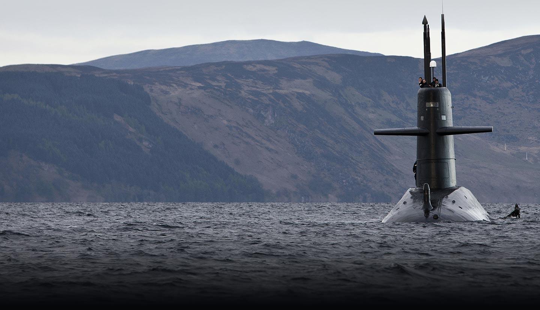 controlekamer onderzeeër bergen